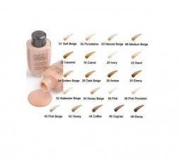 MAKE UP FOR EVER Face & Body Liquid Make-Up - 01 Soft Beige