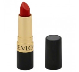 Revlon Super Lustrous Lipstick, Sealed - 4.2g - 725 Love that Red
