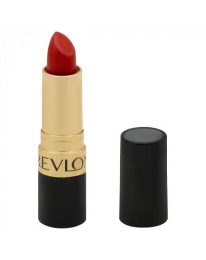 Revlon Super Lustrous Lipstick, Sealed - 4.2g - 725 Love that Red