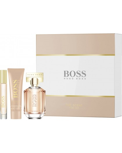 Hugo Boss The Scent For Her EDP Spray 50ml Gift Set