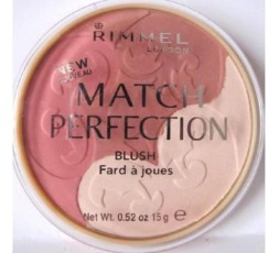 RIMMEL MATCH PERFECTION BLUSH 15g - 003 medium
