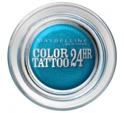 Maybelline Color Tattoo 24Hr Eyeshadow - 20 Turquoise Forever