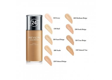 Revlon Colorstay Make Up For Normal/Dry Skin 24H with Pump