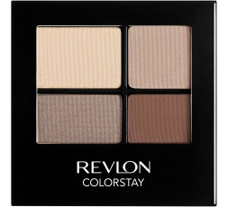 Revlon ColorStay Eyeshadow Quad Palette - 500 Addictive