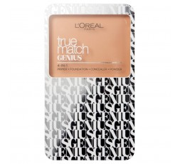 L'Oreal Paris True Match Genius Foundation - Sand 5N