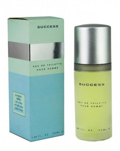 Milton Lloyd Men`s Eau De Toilette - Success Homme 55ml