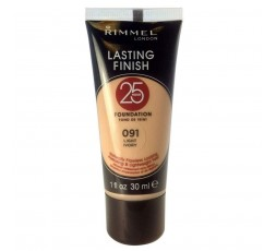 Rimmel Lasting Finish 25Hour Foundation - 091 Light Ivory
