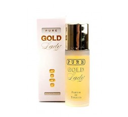Milton Lloyd - Pure Gold Lady (Ladies 55ml PDT)