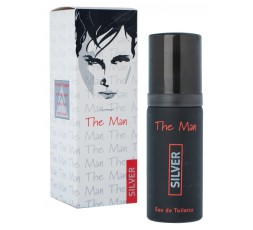 Milton Lloyd - The Man Silver (Mens 50ml EDT)