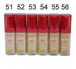 NEW Bourjois Healthy Mix Anti-Fatigue Foundation