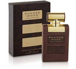 Armaf Shades Wood Eau De Toilette 100ML Mens