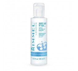 Rimmel Just Let It Go Eye Make Up Remover 100ml