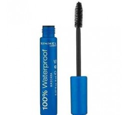Rimmel London Waterproof Mascara, Brown Black