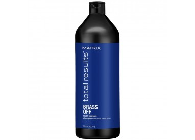 Matrix Total Results Brass Off Shampoo 1000ml