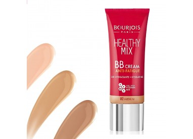Bourjois Healthy Mix BB Cream 30ml Anti-Fatigue & Hydration Effect Foundation